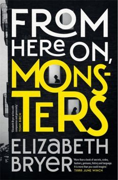 FROM HERE ON, MONSTERS