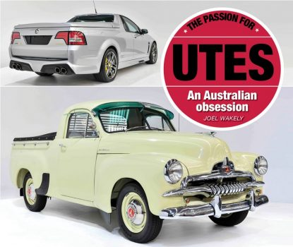 The Passion for Utes An Australian Obsession