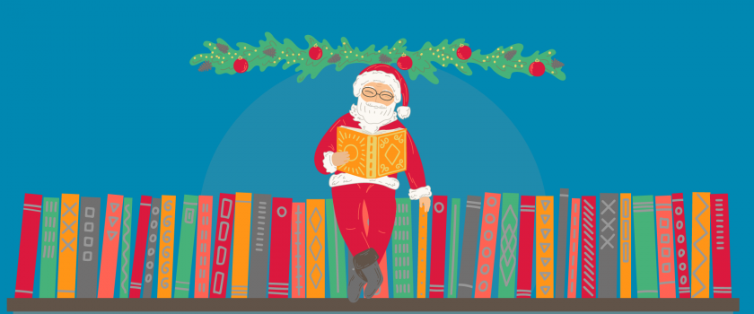 perfect Christmas gifts for the book lovers in your life!