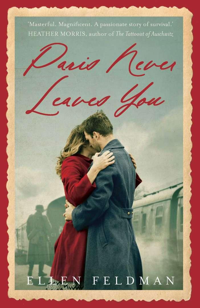 Paris Never Leaves You – COMING JUNE 1