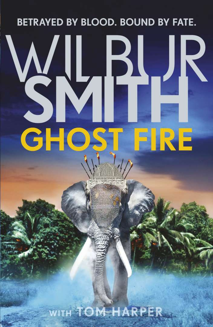 Ghost Fire – COMING JUNE 2