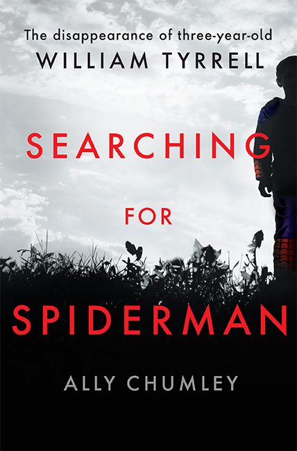 Searching For Spiderman – COMING JUNE 1