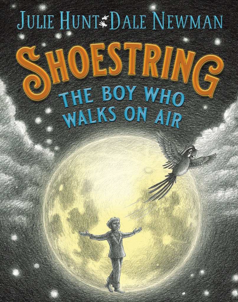 Shoestring: The Boy Who Walks On Air – COMING JUNE 2