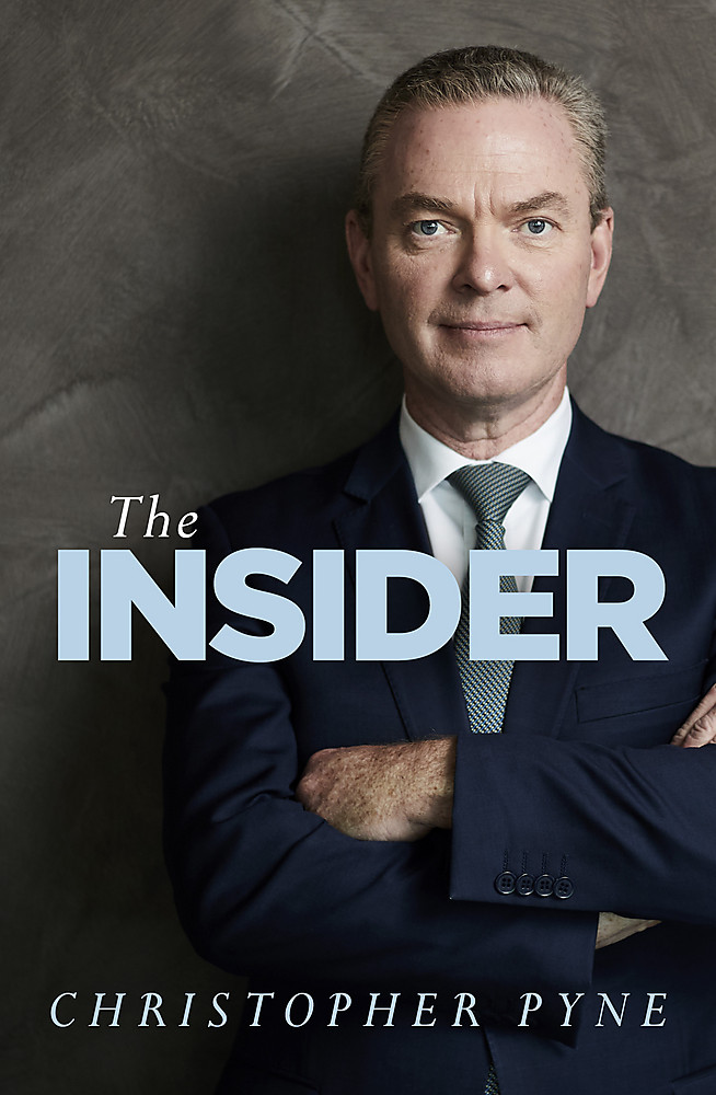 The Insider – COMING JUNE 30