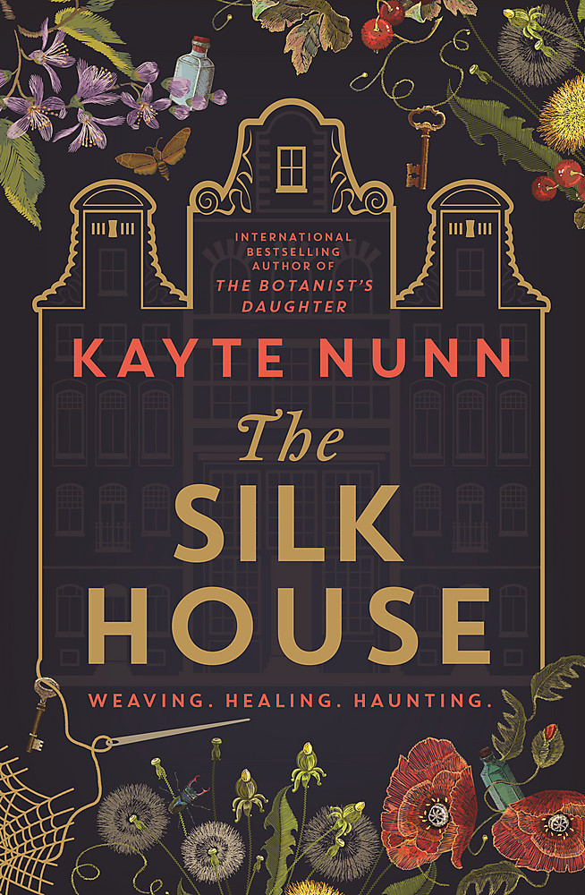 The Silk House – COMING JUNE 30