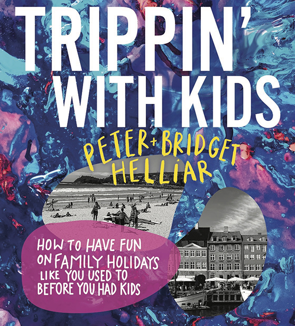 Trippin' With Kids – COMING AUGUST 5