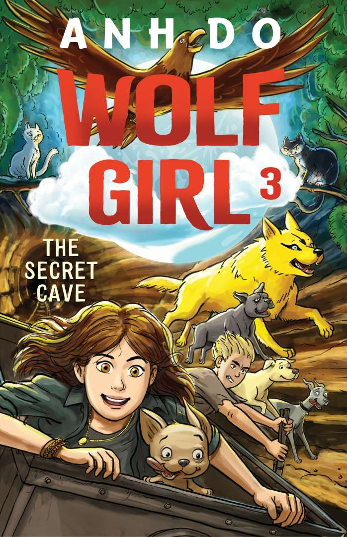 Wolf Girl 3: The Secret Cave – COMING JULY 2