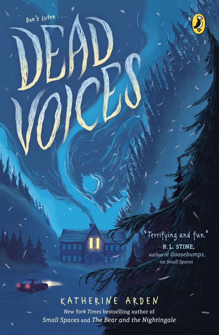 Dead Voices – COMING SEPTEMBER