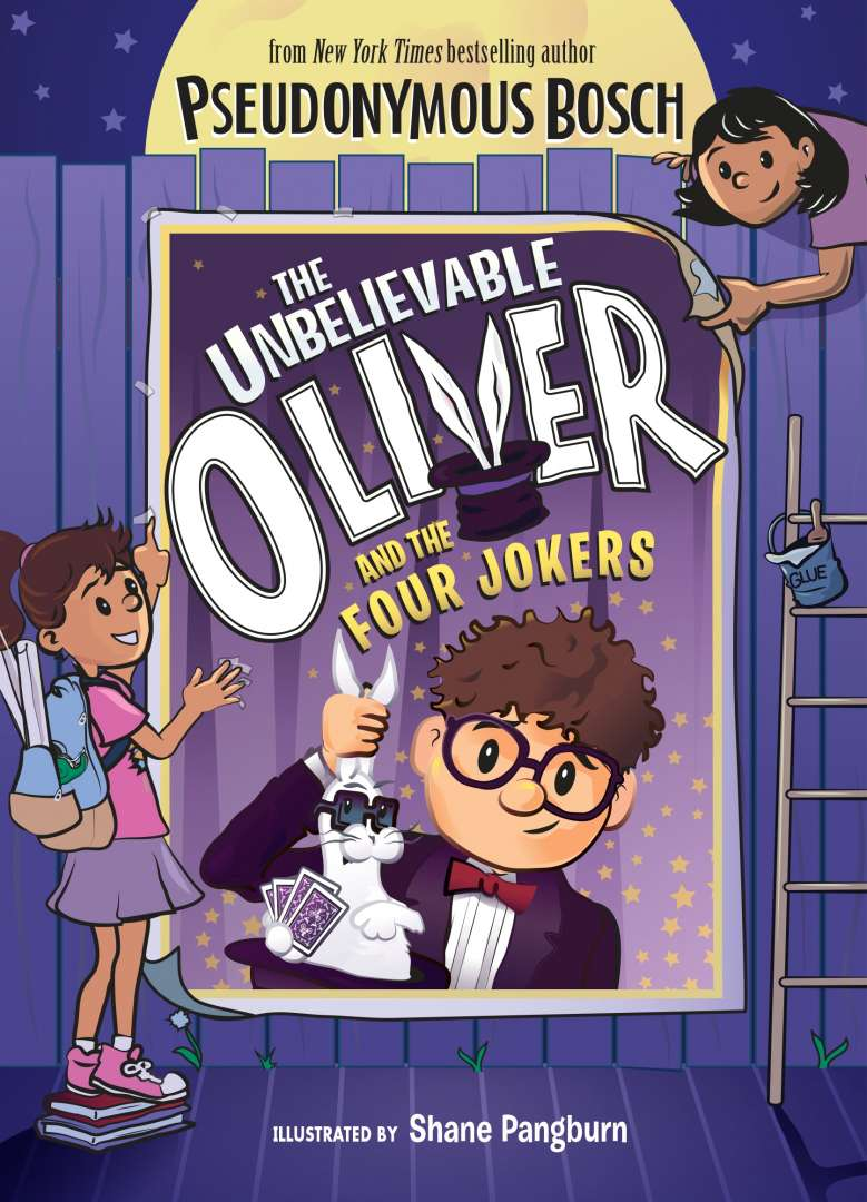 Unbelievable Oliver and the Four Jokes – COMING AUGUST