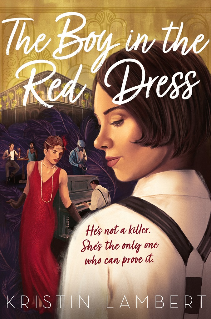 The Boy in the Red Dress – COMING JULY